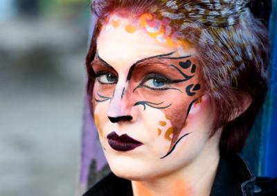Airbrushed Cheetah