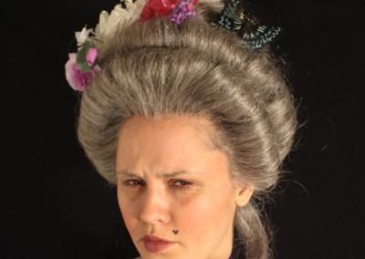 Georgian Baronness Wig